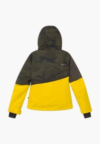 Brunotti - IDAHO BOYS - Snowboard jacket - cyber yellow - 1