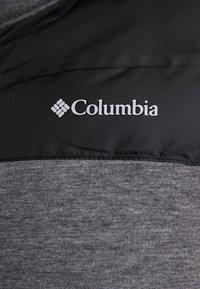 Columbia - HYBRID  - Fleece jacket - black - 6