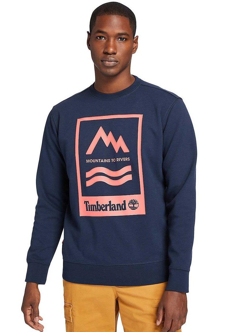 Timberland - Sweatshirt - dark sapphire