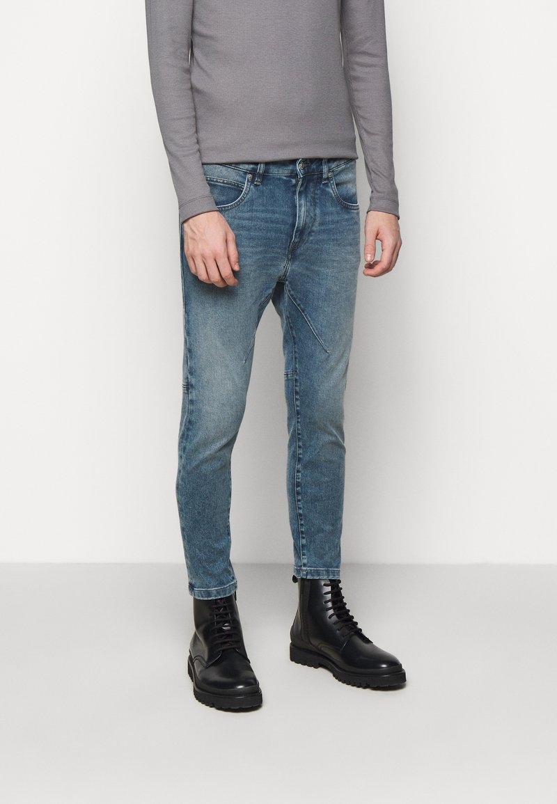 DRYKORN - WEL - Jeans Tapered Fit - light blue