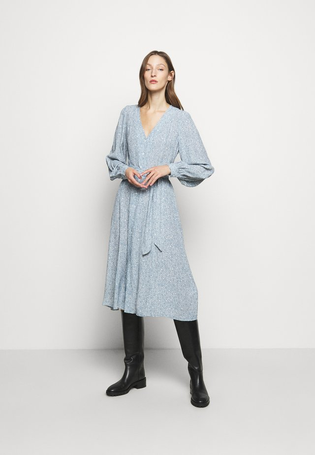 MARCIA SUPINE - Korte jurk - faded denim