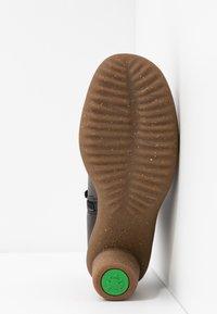 El Naturalista - TRIVIA - Ankle boots - black - 6