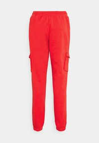 Nike Sportswear - PANT - Tracksuit bottoms - crimson/black - 7