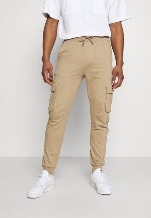 ONSKIAN KENDRICK PANT - Pantalon cargo - chinchilla