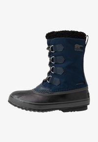 Sorel - Botas para la nieve - collegiate navy/black - 0