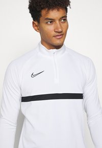 Nike Performance - ACADEMY DRIL - Funktionstrøjer - white/black - 3