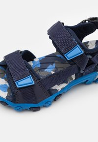 Superfit - HENRY - Walking sandals - blau - 5