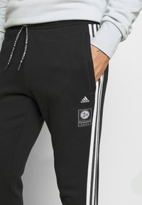 adidas Performance - DEUTSCHLAND DFB ICONS PANT - National team wear - black - 3