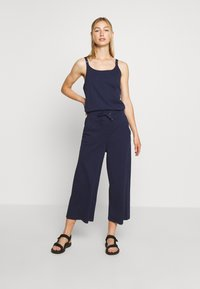 G-Star - UTILITY STRAP WMN S\LESS - Jumpsuit - sartho blue - 1