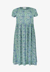 Live Unlimited London - DITSY  - Jersey dress - green - 2
