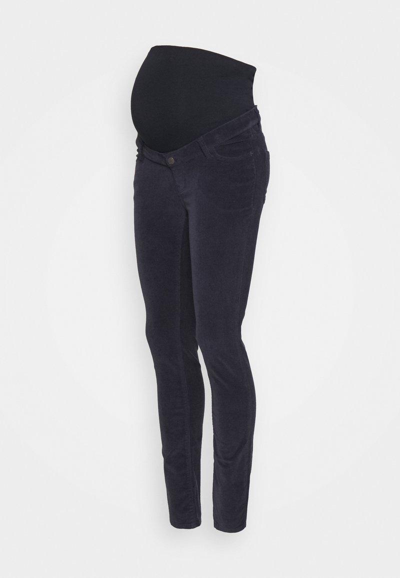 Esprit Maternity - PANTS  - Trousers - night sky blue