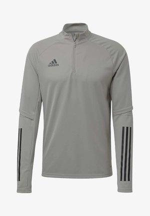 CONDIVO 20 PRIMEGREEN TRACK - T-shirt à manches longues - mid grey