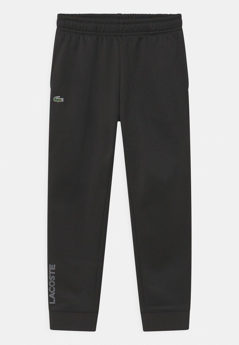 Lacoste Sport - TECH UNISEX - Teplákové kalhoty - black