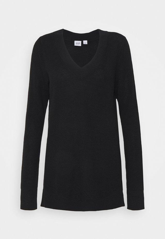 BELLA - Pullover - true black