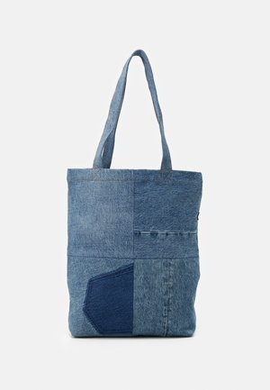 LEVI'S® X PORTO ALEGRE CONTRAST TOTE BAG - Shopper - denim