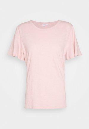 SLUB  - T-shirt basic - pink standard