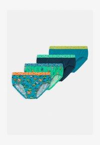 Bonds - 4 PACK  - Figi - multi-coloured - 0