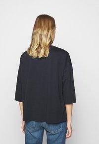 DRYKORN - KAORI - Long sleeved top - dark blue - 2