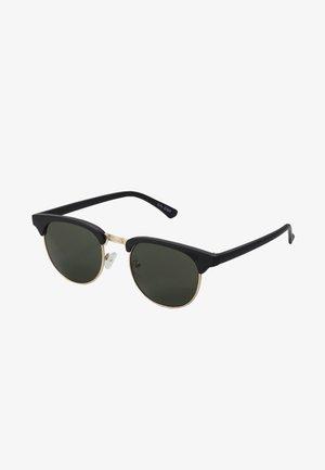 UNISEX - Sunglasses - black/green