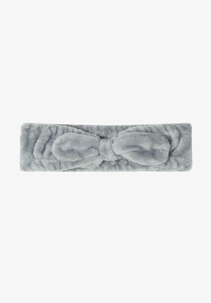 MIT SCHLEIFE - Hair styling accessory - hellblau mid grey