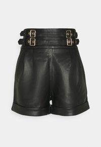 River Island - Shorts - black - 0