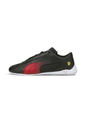 FERRARI R-CAT MOTORSPORT - Sports shoes - puma black-rosso corsa