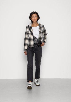 TEE 2 PACK - Bluzka z długim rękawem - white/white