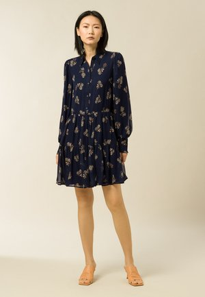 DUNIA - Day dress - winter true blue
