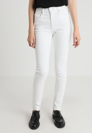 721 HIGH RISE SKINNY - Jeansy Skinny Fit - western white