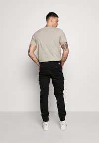 Blend - Cargo trousers - black - 2