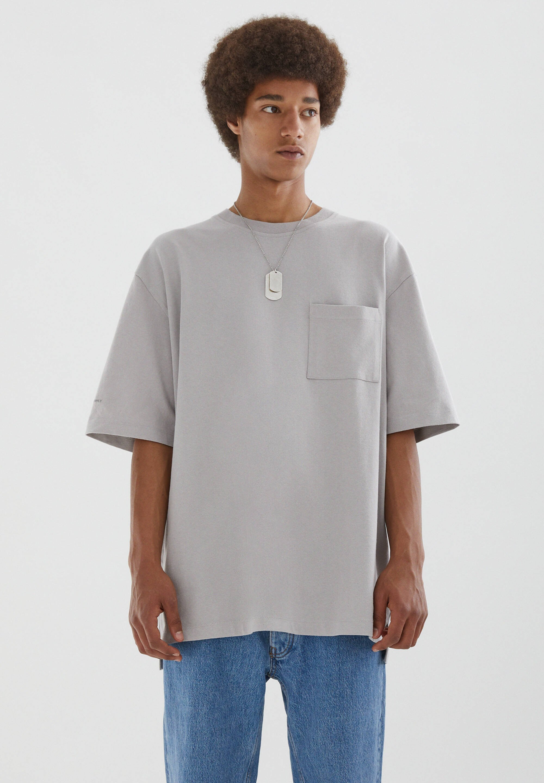 Herrer OVERSIZE AUS PREMIUM-GEWEBE - T-shirts basic