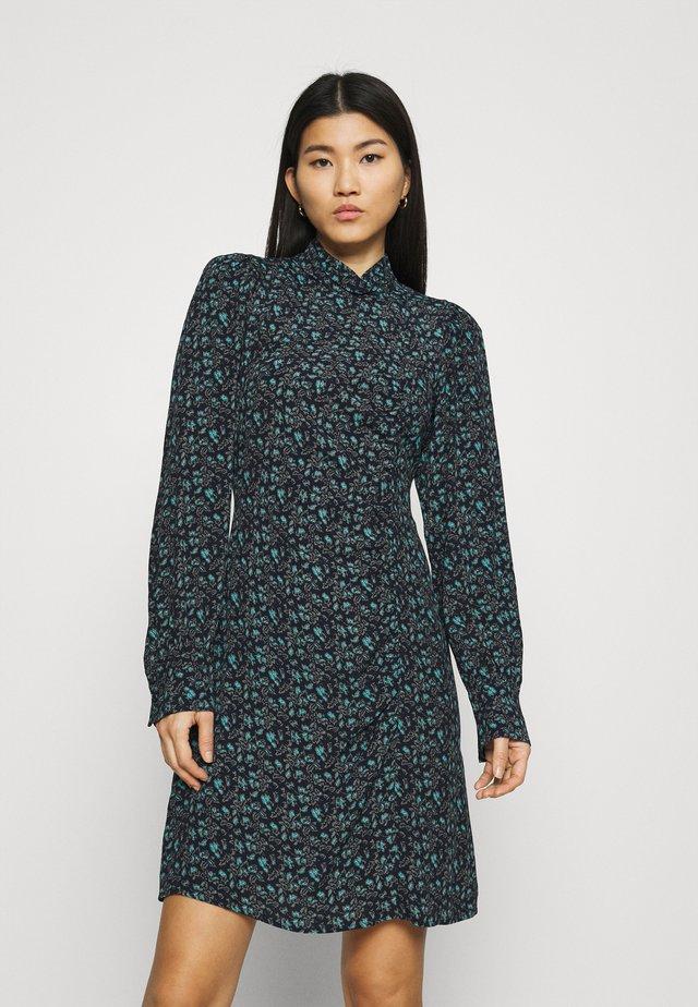 LORALI SHORT DRESS - Korte jurk - aqua