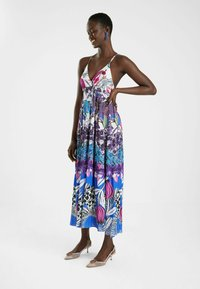 Desigual - DESIGNED BY M. CHRISTIAN LACROIX - Maxi dress - red - 1