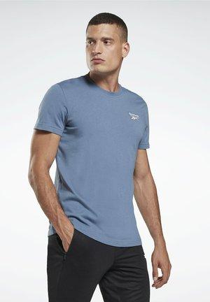 IDENTITY CLASSIC - T-shirt basic - blue