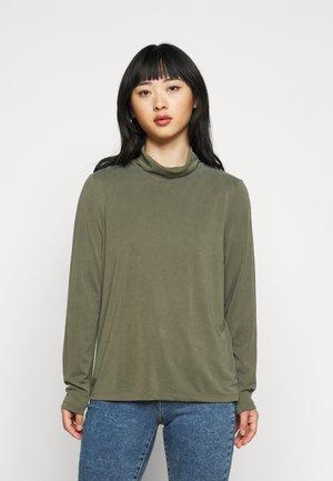 PCKAMALA  - Camiseta de manga larga - grape leaf