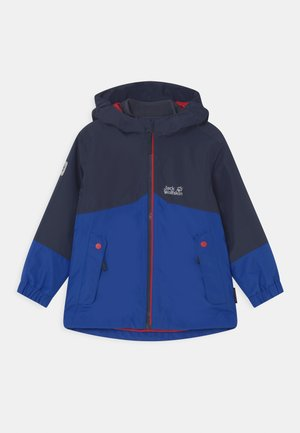 ICELAND 2-IN-1 - Outdoorjas - active blue
