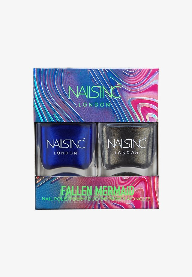 TREND DUO - Nail set - 10734 fallen mermaid
