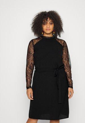 CARKRISTINE DRESS - Cocktailjurk - black