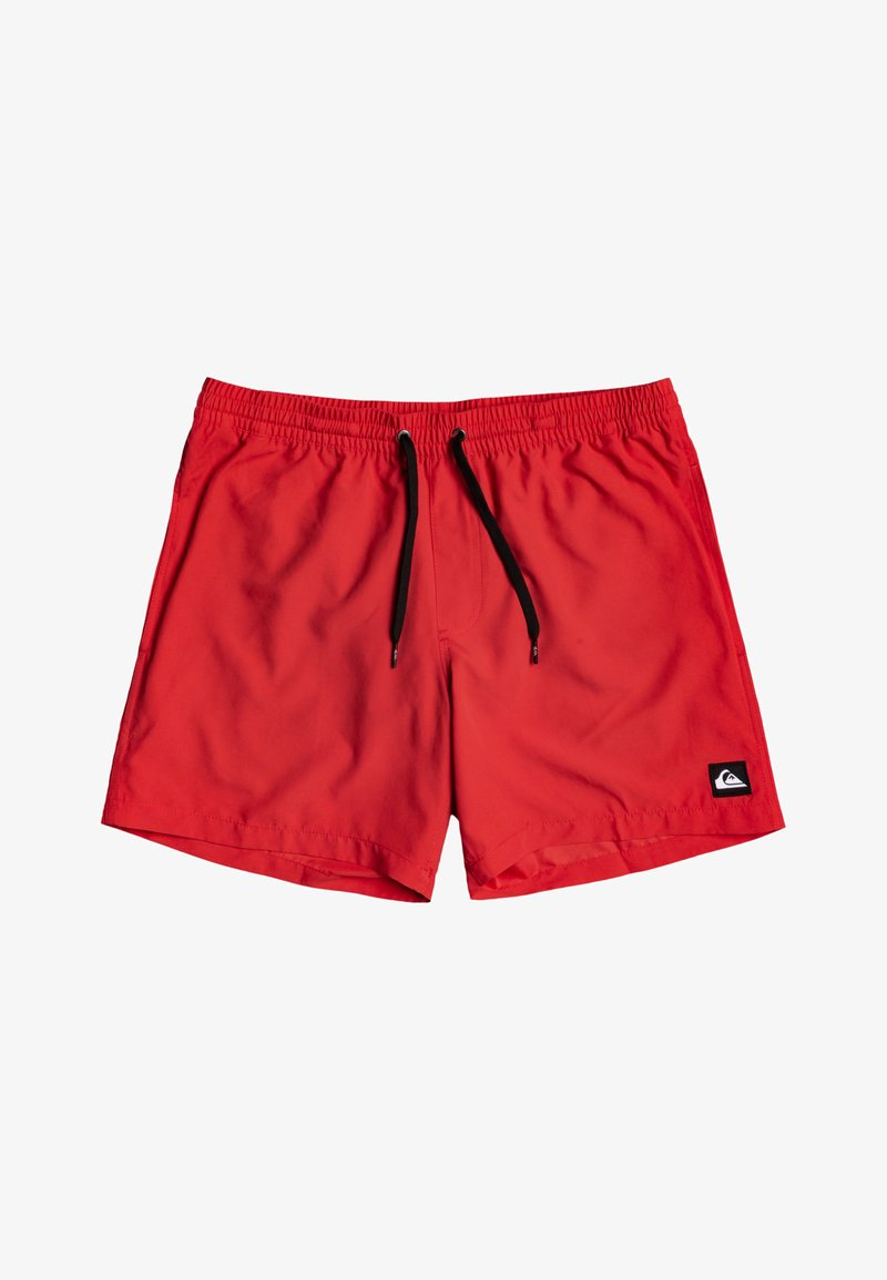 Quiksilver - Swimming shorts - high risk red