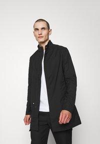 J.LINDEBERG - HOLGER LIGHTWEIGHTZIP - Classic coat - black - 0
