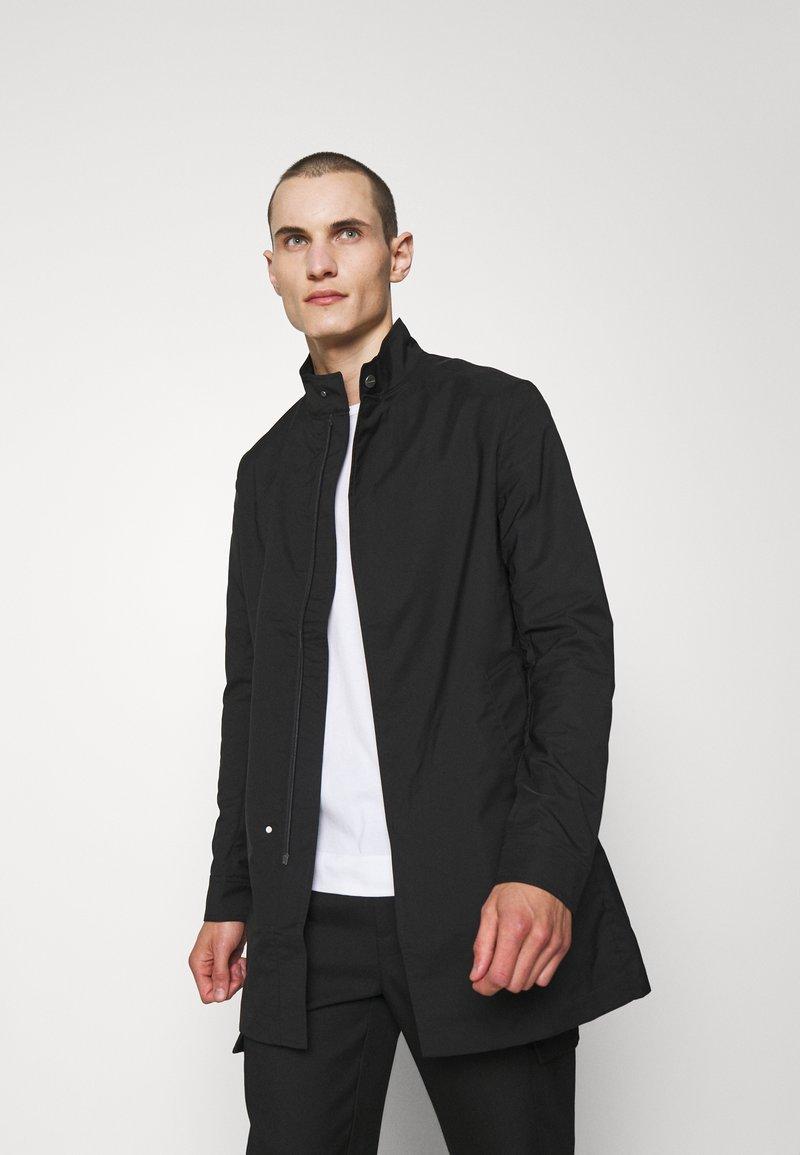J.LINDEBERG - HOLGER LIGHTWEIGHTZIP - Classic coat - black