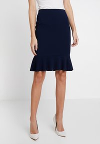 Anna Field - Pencil skirt - maritime blue - 0
