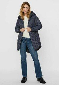 Vero Moda - Winter coat - ombre blue - 1