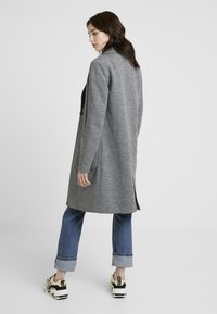 ONLY Tall - ONLASTRID LINDA COAT  - Zimní kabát - medium grey melange - 2