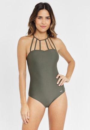 Swimsuit - olive