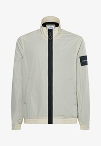 Calvin Klein - CRINKLE EASY  - Light jacket - off-white - 8