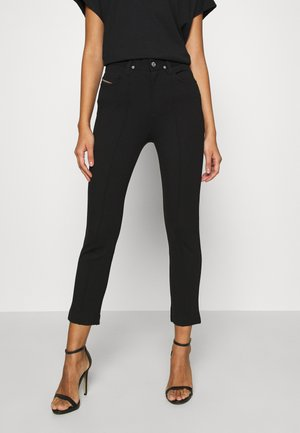 P-CUPERY TROUSERS - Kalhoty - black