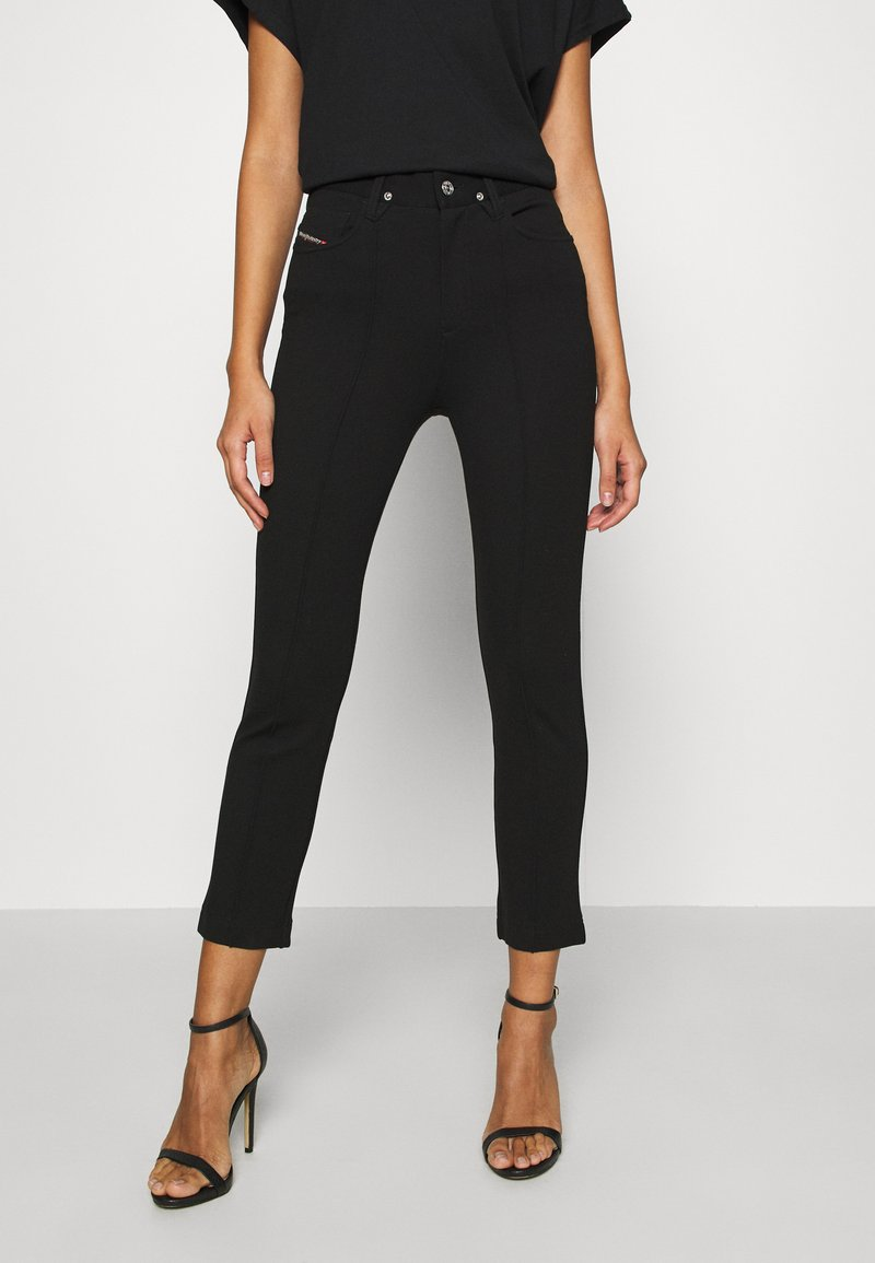 Diesel - P-CUPERY TROUSERS - Trousers - black