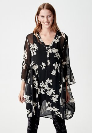 ELLIE - Day dress - black