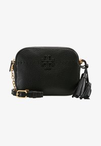 Tory Burch - MCGRAW CAMERA BAG - Borsa a tracolla - black - 5
